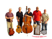 Ein Bild der Timmendorfer Skiffle Group